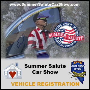 Summer Salute Car Show - Reno nevada car show 2018